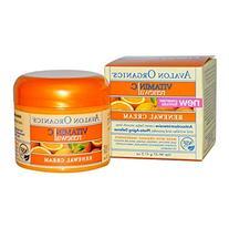 Avalon Organics: Vitamin C Renewal Facial Creme 2 oz