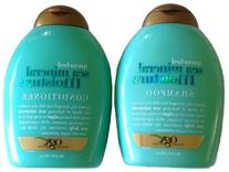Organix Bundle: Shampoo and Conditioner, Quenched Sea