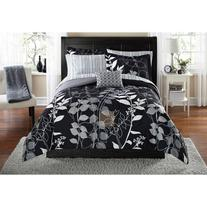 Mainstays Orkasi Bed in a Bag Coordinated Bedding Set