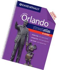 Rand McNally Orlando Street Atlas & Guide