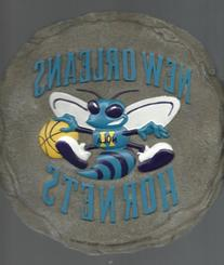 NEW Orleans Hornets Nba Basketball Stepping Stone Wall