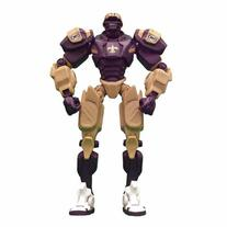 New Orleans Saints 10-Inch Fox Sports Team Robot