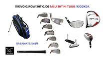 AGXGOLF/Orlimar Golf Men's PC Tour Edition Golf Club Set;
