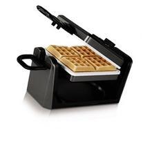 Oster DuraCeramic Square Belgium Flip Waffle Maker - Belgian