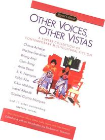Other Voices, Other Vistas: Short Stories from Africa, China