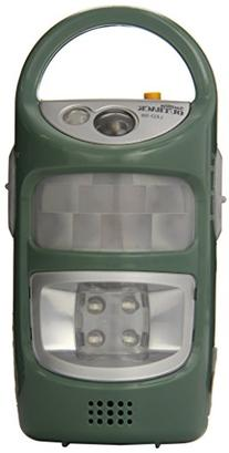 Datexx Outback Rechargeable Power Bank with LED Lamp and