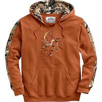 Legendary Whitetails Mens Outfitter Hoodie Canyon Medium