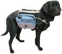 Outward Hound Kyjen   Excursion Dog Backpack, Medium, Ice