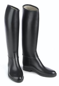 Ovation Derby/Cottage - Ladies' Lined Rubber Riding Boot -