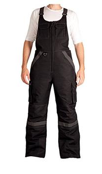 Arctix Men's Overalls Tundra Bib With Added Visibility, X-