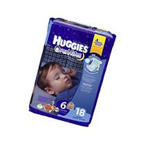Huggies Overnites Diapers, Size 6, 18 Count