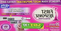 First Response Digital Ovulation - 20 tests -1month supply
