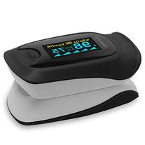 MeasuPro Instant Read Digital Pulse Oximeter, Oxygen Sensor
