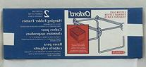 Oxford Hanging File Folder Frames, Letter, Pack Of 2
