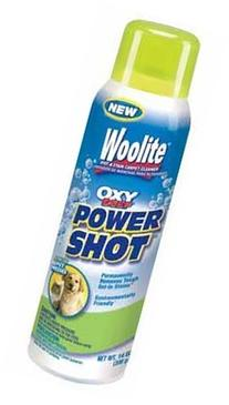 Woolite OxyDeep Power Shot Carpet Stain Remover, 14 oz-2 pk