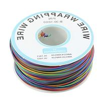 uxcell P/N B-30-1000 200M 30AWG 8-Wire Colored Insulation