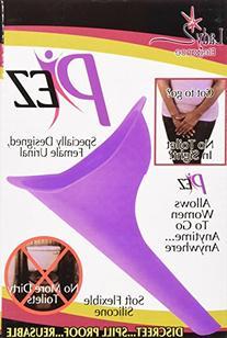 Jobar International JB5793 P EZ Travel Urinal for Women