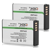Powerextra 2 Pack Replacement Battery for Garmin HD Action