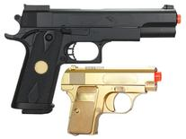 BBTac BT-P169 P169 Airsoft Pistol Package, Gold