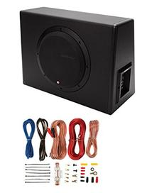 "Rockford Fosgate P300-10 10"" 300W Sealed Powered Subwoofer/"