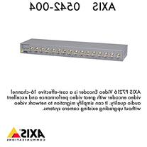 AXIS Communications P7216 Video encoder