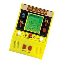 Pac Man Mini Arcade Game - Play On The Go With Classic