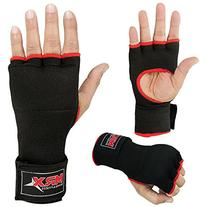 MRX Gel Padded Inner Gloves With Long Wrist Wrap For Wrist