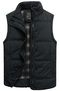 Mens Padded Body Warmer Puffer Vest Active Bodywarmer Gilet