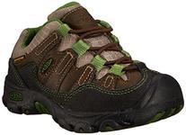 KEEN Pagosa Low WP Hiking Shoe , Cascade Brown/Treetop, 13 M