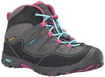 KEEN Pagosa Mid WP Hiking Boot , Magnet/Capri, 5 M US Big