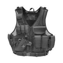 Paintball / Hunting / Airsoft Black Deluxe Tactical Vest
