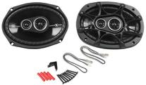 Kicker 2) 41DSC6934 New Kicker D-Series, 3-Way Car Audio