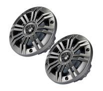 "Pair of Kicker 41KM654CW 6.5"" 2-Way Coaxial 4-Ohm Marine/"