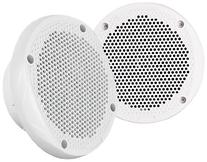 Pair Fusion Msfr6520 6.5 200w 2 Way Marine Audio Speakers