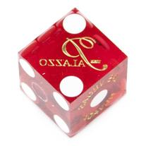 Pair  of Official 19mm Casino Dice Used at The Palazzo
