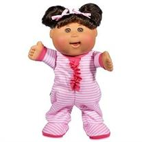 Cabbage Patch Kids Pajama Dance Party - Brunette with Brown