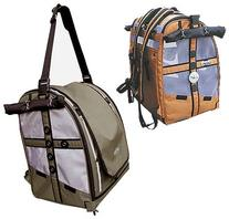 Celltei Pak-o-Bird - Olive color with Stainless Steel mesh