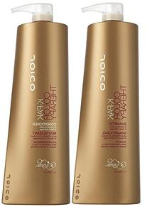 Joico K Pak Color Therapy Shampoo & Conditioner Liter Size