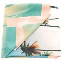 Brigitte - palm tree print cover-up - women - Silk - M