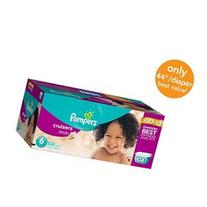 Pampers Cruisers Size 6 Diapers Economy Plus Pack - 104