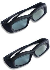 Panasonic TC-P55ST30 Compatible 3D Glasses Kit