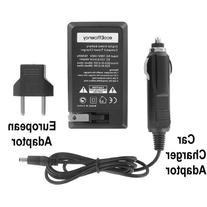 ecoEfficiency ® Panasonic Vw-bc10 Charger For Vw-vbl090,