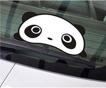Panda Vinyl Side Door and Trunk Window Car Sticker Decal