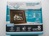 Panimage by Pandigital 8 Inch Digital Photo Frame With
