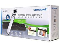 Pandigital Handheld Wand Scanner