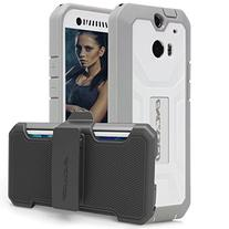 Encased Pantera Series Case and Belt Clip for HTC ONE M8 -