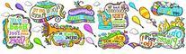 Paper Magic Eureka Dr. Seuss Oh The Places You'll Go