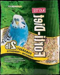 Kaytee Forti-Diet Nutritional Seed-Based Bird Food for