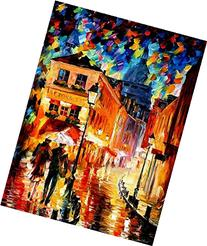 PARIS - MONTMARTE is an Original Oil Painting on Canvas by