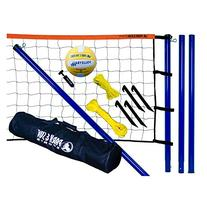 Park & Sun Spiker Sport Steel Volleyball Set